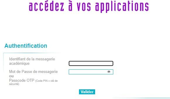 webmail ac amiens messagerie