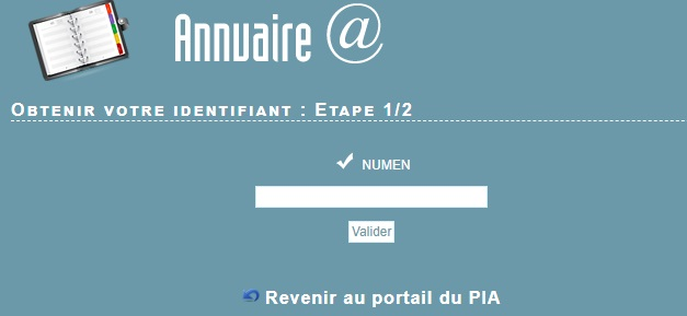 webmail grenoble obtenir identifiant login iprof