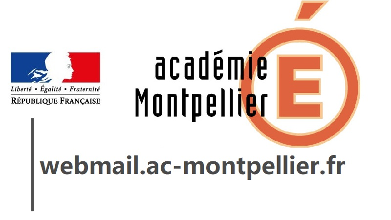 webmail ac Montpellier fr login messagerie académique