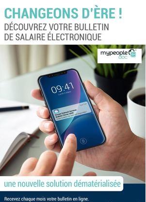 mypeopledoc mon compte coffre fort électronique bulletin de paie et salaire