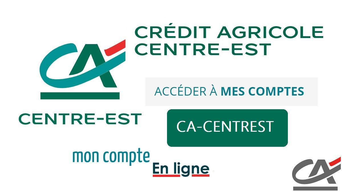 Ca Centrest mon compte en ligne ca centre est accéder à mes comptes crédit agricole